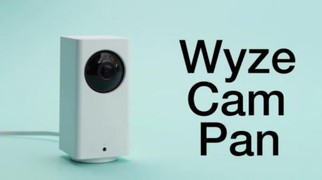 Wyze cam pan una videocamera di sicurezza intelligente - Videocamera di sicurezza ...