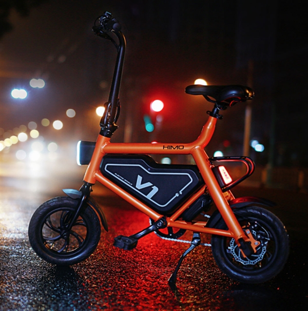 La Xiaomi Himo Electric Bicycle Lanciata In Cina Tuttoandroid