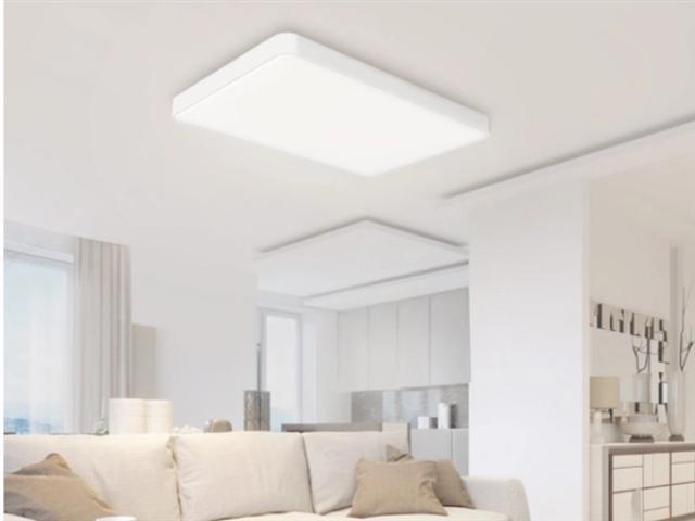 Xiaomi presenta smart yeelight led ceiling lamp pro a poco più di