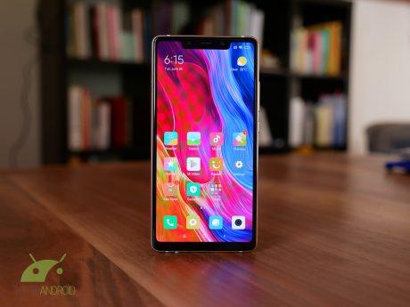Xiaomi mi8 se copertina