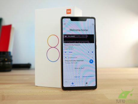 Xiaomi mi 8 se 10