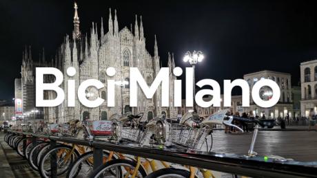 BikeMi in scioltezza con l'Action Bici Milano di Google Assi