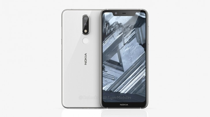 Nokia 5.1 Plus Data