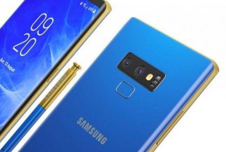 Samsung Galaxy Note 9 potrebbe montare il SoC Exynos 9820
