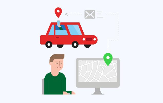 Sygic Maps permette di pianificare i viaggi da PC e inviarli allo