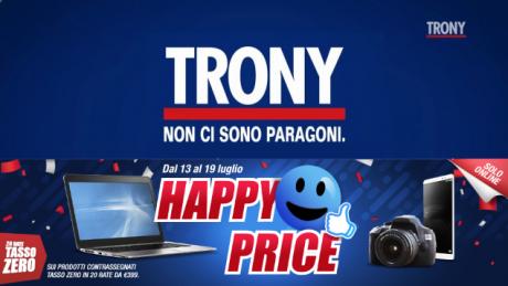 Trony Happy Price
