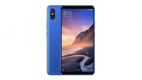 Xiaomi Mi MAX 3 è ufficiale, con schermo da 6,9 pollici e ba