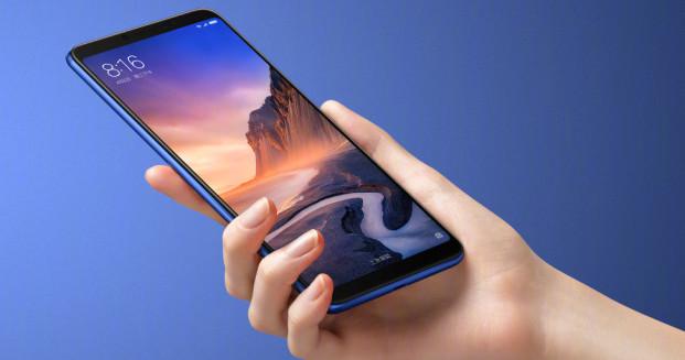 Xiaomi Mi Max 3 ufficiale con display da 6,9 pollici