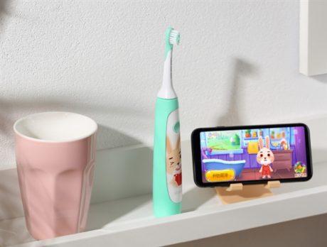 Lo spazzolino elettrico per bambini Xiaomi Children Sonic è