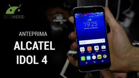 Alcatel idol 4 copertinqa