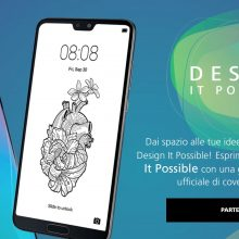 huawei concorso design it possible