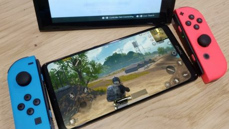 Honor Note 10 sfida Nintendo Switch in un nuovo leak