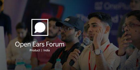 Il primo OnePlus Open Ears Forum indiano è stato un successo