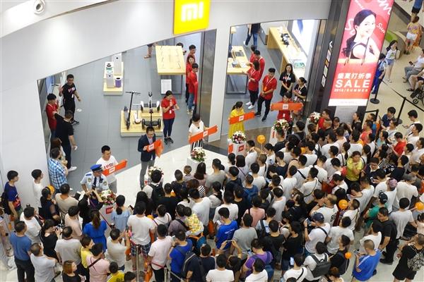 Continua l'espansione di Xiaomi Mi Store in Italia, dal 2 ottobre anche a Salerno