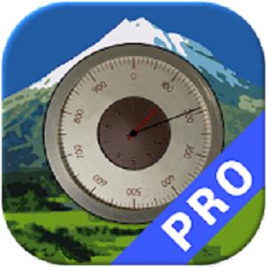L'app Altimetro preciso PRO è il compagno indispensabile per le escursioni in montagna