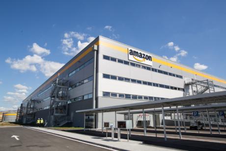 Amazon centro distribuzione RI