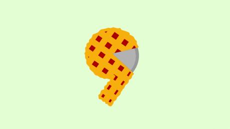 Android 9 Pie slice