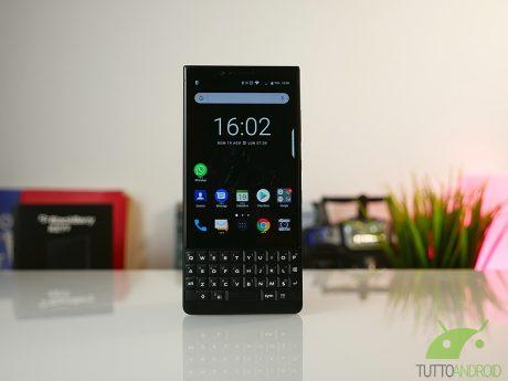 Recensione BlackBerry Key2: perfetto per chi vuole distinguersi