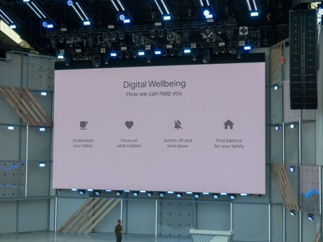 Digital Wellbeing Google Pixel