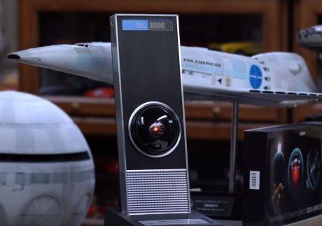 HAL 9000 speaker blueooth 4