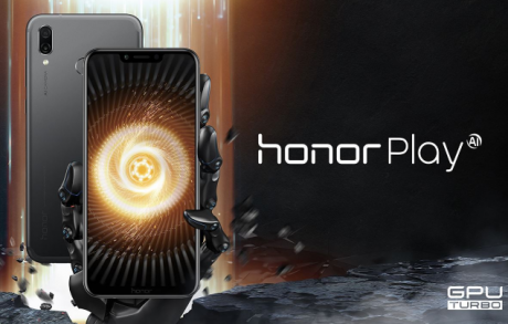Honor Play è ufficiale in Italia e disponibile in preordine