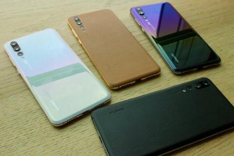 Huawei P20 Pro Nuovi Colori