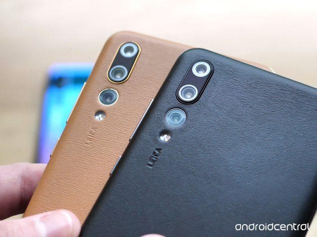 Huawei P20 Pro Pelle