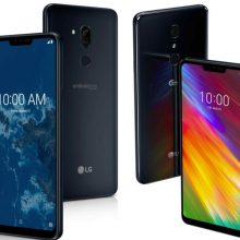 LG G7 One e LG G7 Fit