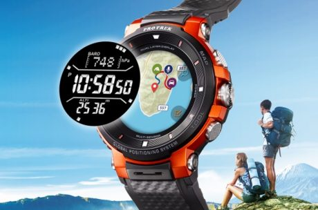 PRO TREK WSD F30 Mountainview and Watch