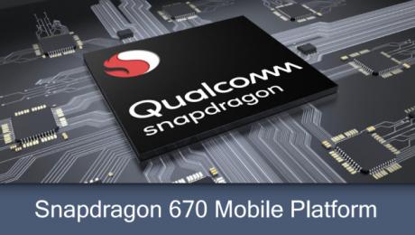 Qualcomm Snapdragon 670 1