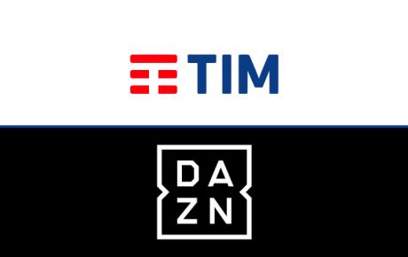 La Serie A e lo sport di DAZN in promozione per i clienti TIM