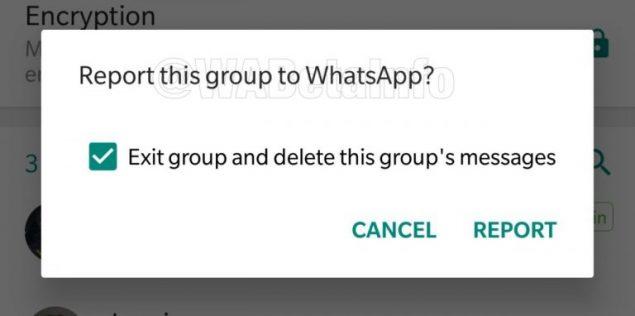 WhatsApp Beta nuovo pulsante sengala (1)
