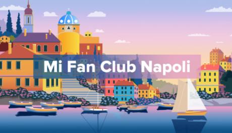 Xiaomi Mi Fan Club Napoli