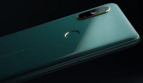 Xiaomi Mi Mix 2S verde smeraldo 2