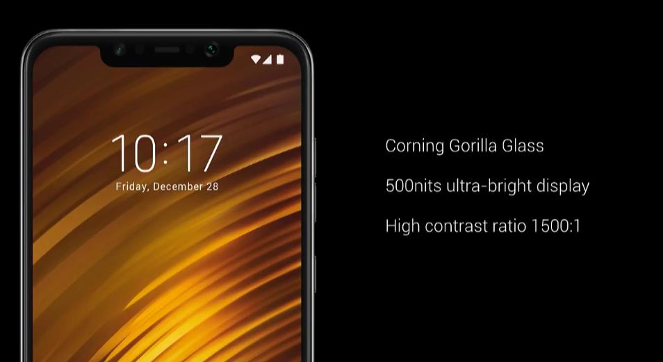 Xiaomi POCO F1, lancio in Europa ma solo in alcuni paesi