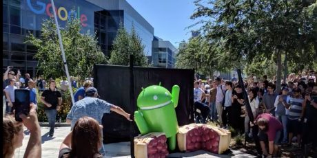 La nuova UI delle app recenti di Android 9 Pie può essere us