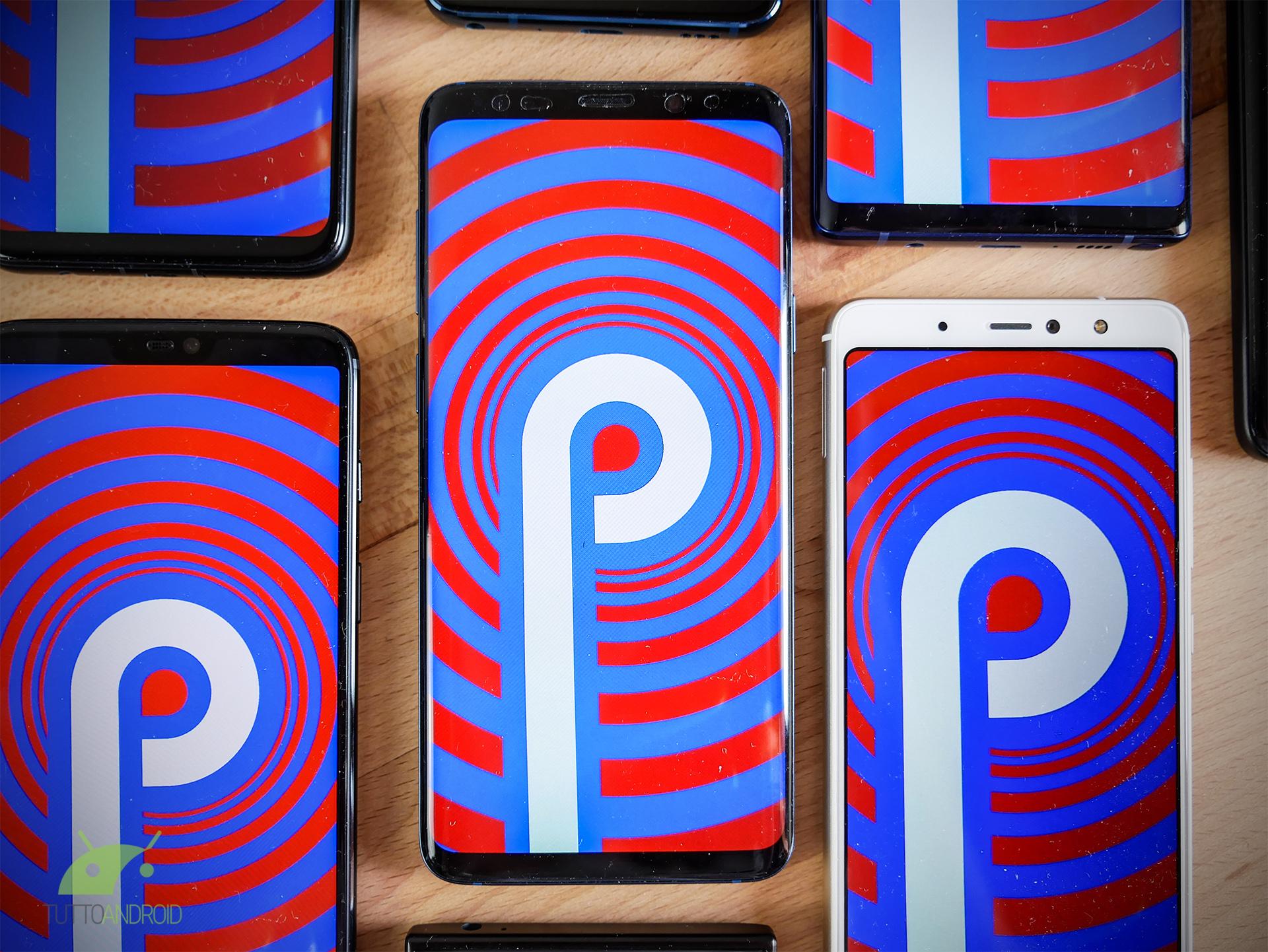 Android 9 Pie arriva su Motorola Nexus 6 e LG Nexus 5X