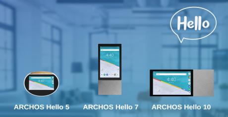 Archos hello ifa evidenza