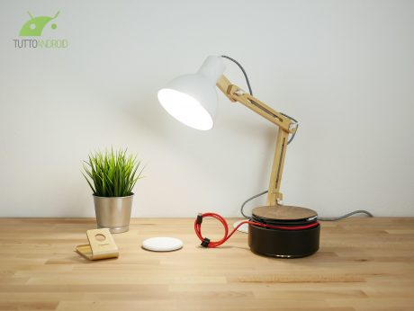 Copertina gadget scrivania