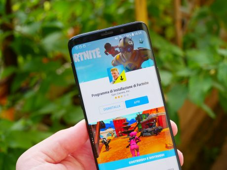 Fornite android samsung