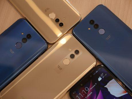 Huawei mate 20 lite back 2