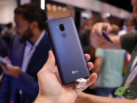 Lg g7 fit g7 one ifa 2018 13