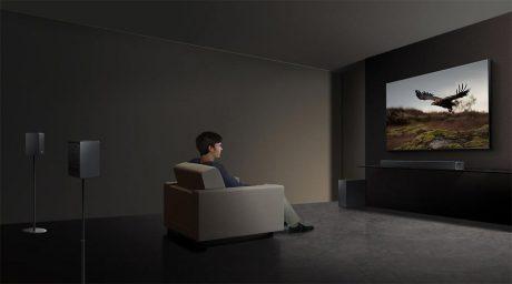 Samsung presenta le sue nuove soundbar di fascia alta