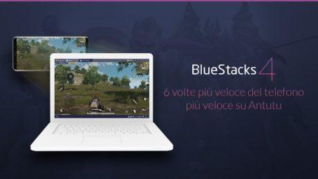 BlueStacks 4 e MSI promettono faville per i giochi mobili su