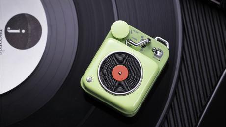 Elvis Presley Atomic Play B612 Bluetooth speaker 3