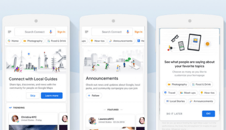 Google rilancia Local Guides Connect in 33 lingue e con un n