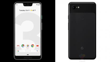 Google Pixel 3 XL Official A