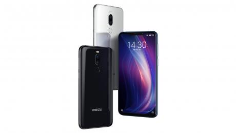 Meizu X8 1