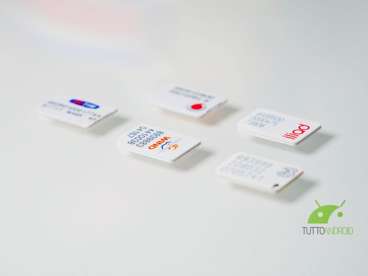 Migliori offerte telefoniche di Vodafone, TIM, Iliad e WINDT