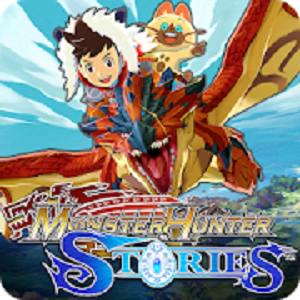 Il GdR d'azione Monster Hunter Stories sbarca nel Play Store